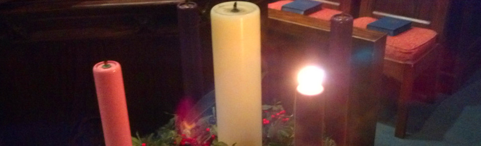 News From The Pulpit – November 30, 2014
