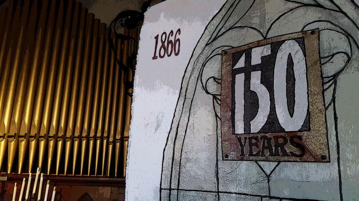 The 149th Anniversary Service